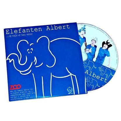 Billede af IdaT CD med sange