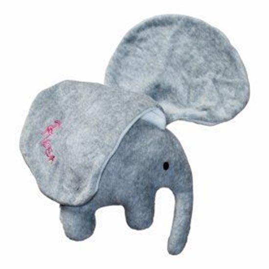 Billede af Elefant med store ører fra Fixoni - mulighed for navn