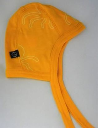 Billede af IdaT - Hjelm - orange blæksprutte