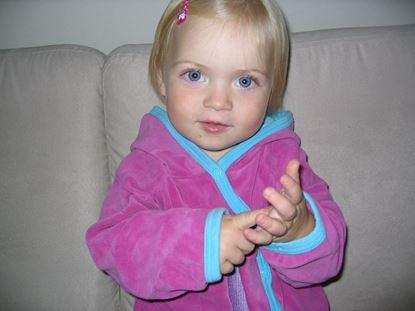 Billede af BabyTegn kursus