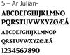 5 - Ar Julian
