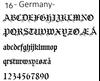 16 -  Germany