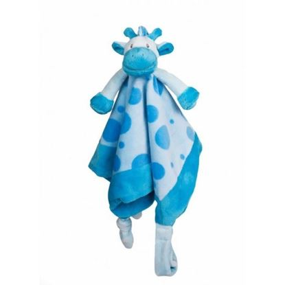 Billede af Nusseklud My Teddy - Giraf blå