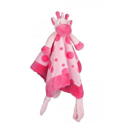Billede af Nusseklud My Teddy - Giraf lyserød