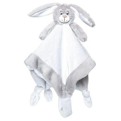 Billede af Nusseklud My Teddy - My Baby Bunny Grå