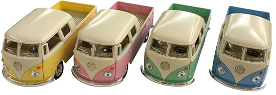 VW- Pick-up model 1963