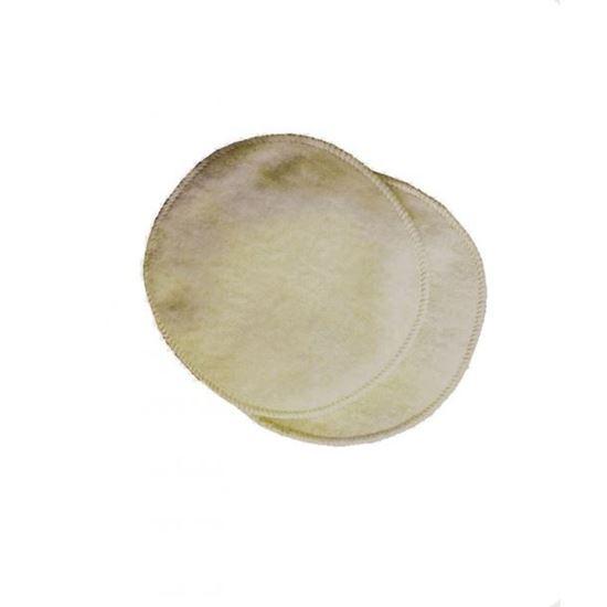 Billede af Ammeindlæg - uld med silke