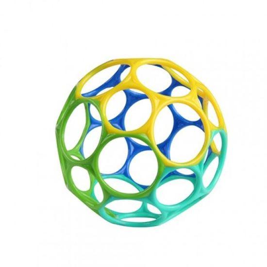 Billede af Oball Classic bold, Blå/grøn