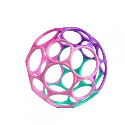 Billede af Oball Classic bold, Pink/lilla